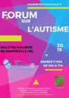 L'association Réseau Bulle 76 organise un Forum sur l'autisme - 11/5/2019 (10h-17h) - Houppeville (76770, salle polyvalente)