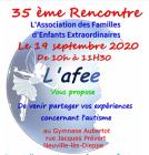 35ème rencontre de l'association L'afee - 19/09/2020 (10h-11h30) - Neuville-les-Dieppe (76)