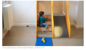 Interview France Bleu de Mélanie Vauchel, co-présidente de l'association Enfance Handicap 76, au sujet de la plate-forme de diagnostic des troubles du neuro- développement chez l'enfant en Seine-Maritime et dans l'Eure - 14/10/2020