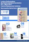 Lettre d'information du Centre Ressources Autisme Normandie Seine Eure - Mars 2021