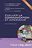 Evaluer la communication et intervenir : manuel d'utilisation : la traduction française du COMVOOR